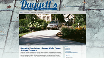 Daggett's Foundations and Concrete